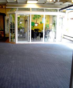 Verlegung von Teppichboden in Köln
